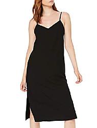 cheap -amazon brand: ladies dress an5885, black, 46, label: 3xl