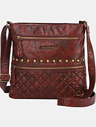 cheap -women argyle waterproof hardware anti-theft crossbody bag shoulder bag