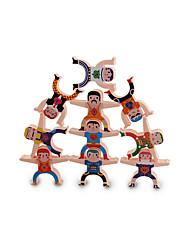 cheap -children's hercules jenga balance game jengah parent-child building block decompression toy
