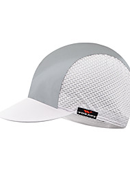 cheap -WOSAWE Cycling Cap / Bike Cap Helmet Liner Visor Solid Color Sunscreen Quick Dry Breathability Reflective Trim / Fluorescence Bike / Cycling White for Unisex Adults' Road Bike Fishing Motorcycle Bike