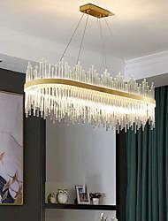 cheap -80 cm Lantern Desgin Chandelier Stainless Steel Electroplated LED 110-120V 220-240V