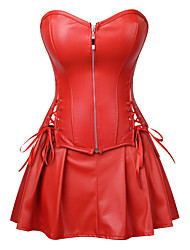 cheap -Palace Fashion One-Body Corset Slim Body Shaping Clothes Fitness Sauna Shapewear