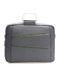cheap -Unisex Bags Polyester Top Handle Bag Zipper Handbags Office & Career Black Gray