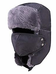 cheap -Unisex Women Mens Thick Winter Warm Snow Cap Cotton Windproof Keep Neck Ear Face Warmer Hats for Outdoor Ski Snowboard Cycling Headwear