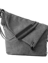 cheap -women canvas bags casual black buttom shoulder bags crossbody bags