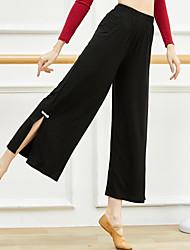 cheap -Activewear Pants Bow(s) Split Gore Women's Training Performance High Modal