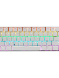 cheap -Kailh BOX Switches Anne Pro 2 61 Keys Mechanical Gaming Keyboard 60% NKRO Bluetooth 4.0 Type-C RGB Keyboard