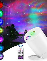 cheap -Starry Sky Projector Night Light Projection USB Star Projector Bedroom Party Laser Light 360 Degree Rotation Night Lamp