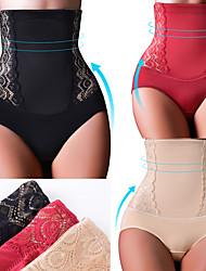 cheap -topmelon high waist shaping hip embroidered lace body hip lifting belly panty body shapewear209