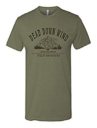 cheap -Windy Scent Prevention Field Products Adult T-Shirt (2X-Large)