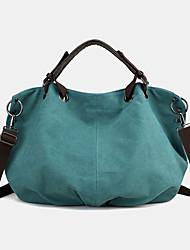cheap -women canvas vintage handbag shoulder bag for outdoor