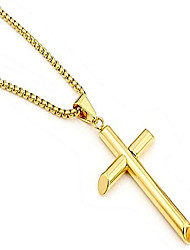cheap -14k gold chain style cross pendant necklace solid plated clasp for men,women,teens thin for charms 14ct miami cuban link diamond cut (20)
