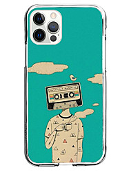 cheap -green backgroud fashion case for apple iphone 12 iphone 11 iphone 12 pro max unique design protective case shockproof back cover tpu instagram style case