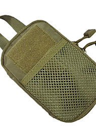 cheap -men military molle edc pouch mesh tools accessory pouch tactical waist bag