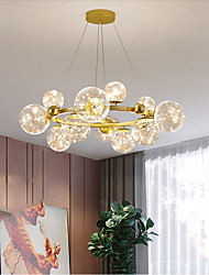 cheap -6-Light 60 cm Single Design Pendant Light Metal LED Nordic Style 220-240V