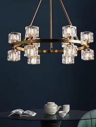 cheap -50 cm Pendant Lantern Design Flush Mount Lights Copper Brass Modern 110-120V 220-240V