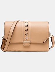 cheap -women hollow out 6.3 inch phone bag 3 card slots crossbody bag