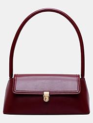 cheap -women solid casual shoulder bag handbag