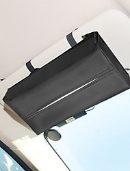 cheap -Car Organizers Tissue Box Leather For universal All years