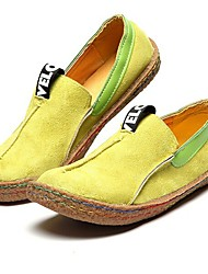 cheap -women soft sole pure color flat loafers
