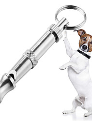 cheap -Dog Training Training Dog Whistle with Adjustable Pitch Easy to Use Ultrasonic Dog Portable Safety Alloy Whistles For Pets