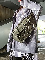 cheap -men women fashion multi-pocket light weight shoulder bag crossbody bag