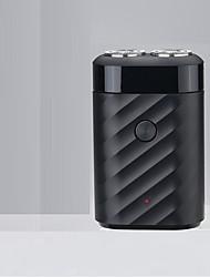 cheap -Mini Electric Shaver USB Charging Portable Beard Razor On Business Trip 4D Floating Head