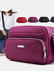 cheap -women nylon waterproof  shoulder bag crossbody bag