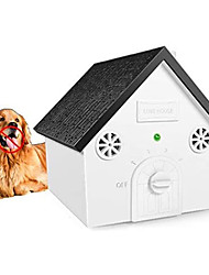 cheap -Dog Training Bark Collar Anti Bark Collar Shock Collar Sonic Bark Deterrents No Harm To Dogs or other Pets Easy Hanging / Mounting Birdhouse Shaped Ultrasonic New Bark Box Outdoor Dog Waterproof