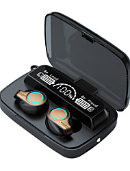 cheap -M18 True Wireless Headphones TWS Earbuds Bluetooth 5.1 HIFI Power Bank LED Power Display for Apple Samsung Huawei Xiaomi MI  Camping / Hiking Jogging Mobile Phone