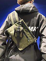 cheap -new men fashion cool chest bag shoulder bag crossbody bag tooling bag