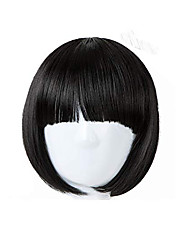 cheap -halloweencostumes kid wigs for cosplay edna mode costume short black cosplay wig halloween party wigs without eye glasses frame