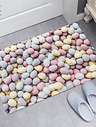 cheap -Bathroom Bath Mats Novelty Absorbent Bathroom Rug Nonwoven New Design