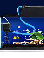 cheap -Aquarium Fish Tank Water Pump Filter Vacuum Cleaner Plastic 1 set 220-240 V / #