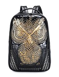 cheap -Women's Bags Sling Shoulder Bag Outdoor Backpack Black Gold Silver