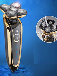 cheap -Electric Shaver Whole Body Washing Five-blade Electric Men's Razor Beard Knife 5580