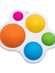 cheap -Educational Toy Sensory Fidget Toy 1 pcs Intelligence Motor Skills Development Silicone Plastic Shell For Kid's Adults' Boys and Girls