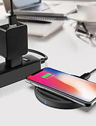 cheap -WAZA 5W 7.5W 10W Fast Wireless Charger Charging Pad QC3.0 18W USB Charger for iPhone 12 11 Pro Max Samsung S21 S20 Oneplus 9 Huawei Xiaomi Redmi LG Google Smartphones Smart Devices Wireless Charger