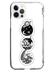 cheap -universe fashion case for apple iphone 12 iphone 11 iphone 12 pro max unique design protective case shockproof back cover tpu