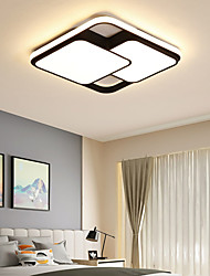 cheap -53 cm Dimmable Ceiling Lights Metal Painted Finishes Modern Nordic Style 110-120V 220-240V / CE Certified