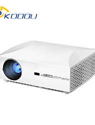 cheap -KOOOU® F30 LCD Projector Full HD 1920x1080 Projector LED para Home Theater 5500 Lumens 3D 4K Projector