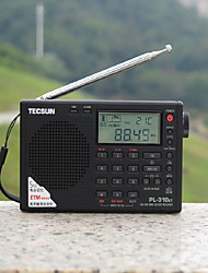 cheap -PL-310ET FM Portable Radio Sound adjustable World Receiver Black / Silver