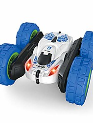 cheap -Stunt RC Remote Control Cars, RC Stunt Car Toy Double Sided 360 Degree Rotating Tumbling RC Car 1:28 2.4Ghz Remote Control Off Road Vehicle
