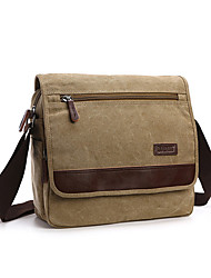 cheap -canvas retro shoulder crossbody bag casual outdoor men shoulder bag