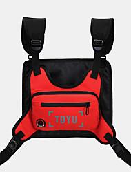 cheap -men fashion shoulder bag chest bag tactical bag