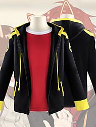 preiswerte -Inspiriert von Mystischer Bote 707 Anime Cosplay Kostüme Japanisch Cosplay-Anzüge Schuluniformen Mantel T-shirt Für Damen Herren