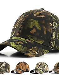 cheap -Sun Hat Hiking Hat Tactical Cap Outdoor UV Sun Protection UPF50+ Quick Dry Breathable Autumn / Fall Spring Summer Camo / Camouflage Camping / Hiking Hunting Fishing Camouflage Color Camouflage Blue