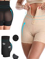 cheap -TOPMELON Large Size High Waist Abdomen Hip Pants D069 Body Shapewear S-6XL Waist Belt