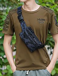 cheap -men nylon camouflage multi-carry multi-pocket sport outdoor tactical shoulder bag chest bag