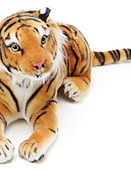 cheap -Cushion Pillow Simulation Plush Toy Plush Dolls Stuffed Animal Plush Toy Tiger Animals Fun 3D Simulation Sponge 50cm Imaginative Play, Stocking, Great Birthday Gifts Party Favor Supplies Kids Adults